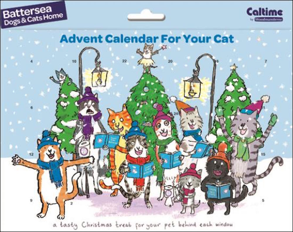 Battersea Dogs & Cats Home Christmas Advent Calendar
