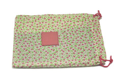 Mala Leather Ziggy Cat Pink Glasses Case