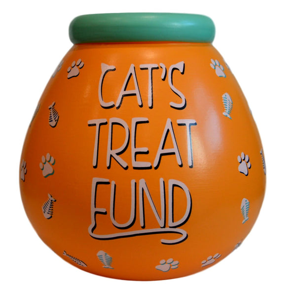Pot of Dreams Cat Treat Fund