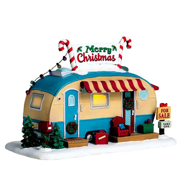 Lemax Christmas Village For Sale: Trailer #55997