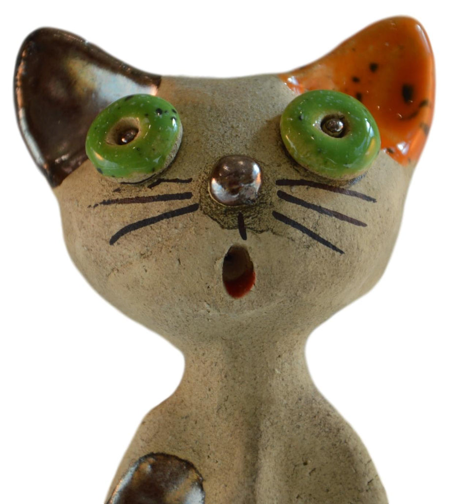 Ceramic Hobo Cat