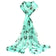 Talana Mint Green Cat Scarf