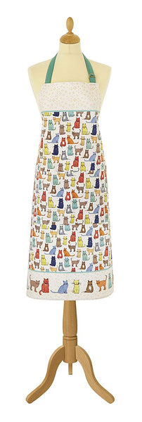 Catwalk Cat Apron