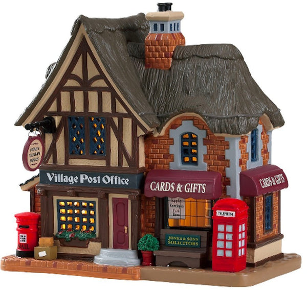 Lemax Christmas Village Post Office #85346