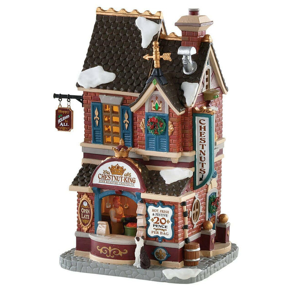 Lemax Christmas Village Chesnut King #85384