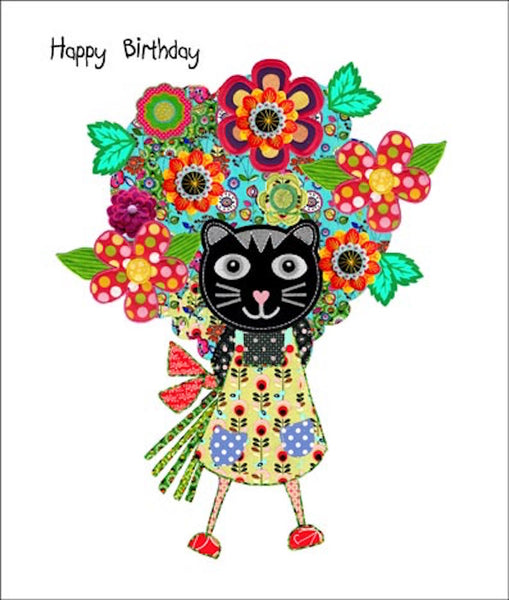 Birthday Bouquet Birthday Card