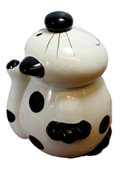 Cat Ceramic Cookie Jar