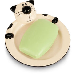 Cat Ceramic Soap Dish