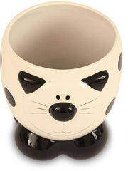 Cat Ceramic Bin / Plant Pot