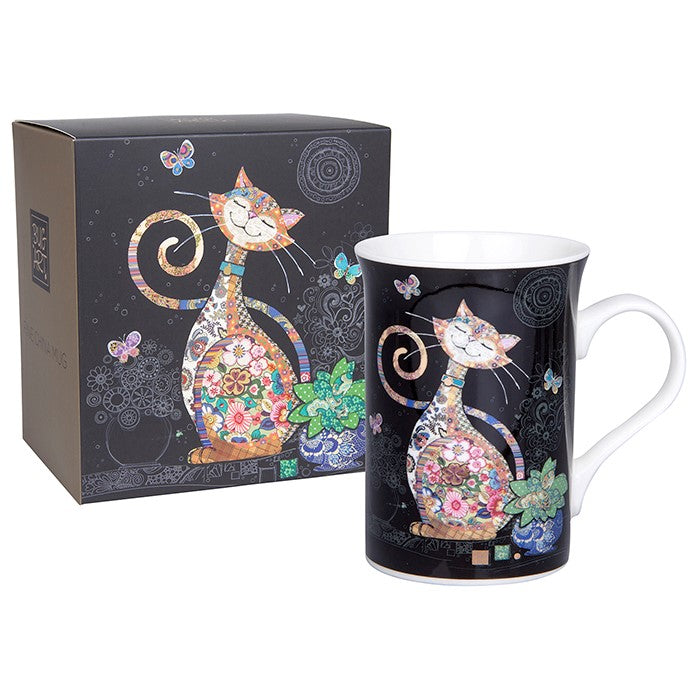 Bug Art Top Cat Fine China Mug with Gift Box