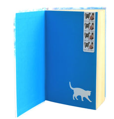 Large, Lovable Longhairs Cat Bookmark