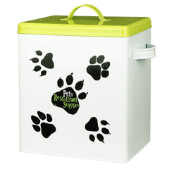 Food for the Furry Ones Large Treat Tin