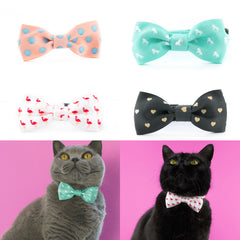 Katt & Hound Stylish Cat Bow Ties