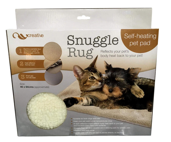 Snuggle Rug Self-Heating Pet Pad