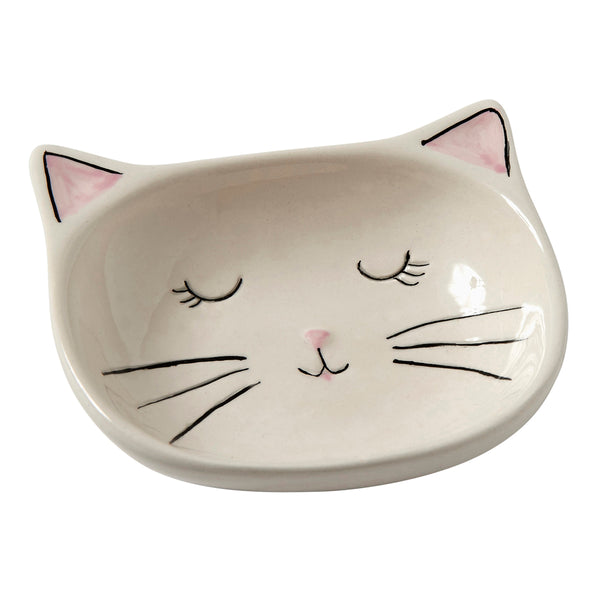 Cheeky Cat Trinket Dish