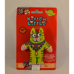 Fatcat Classic Kitten Little Catnip Cat Toy