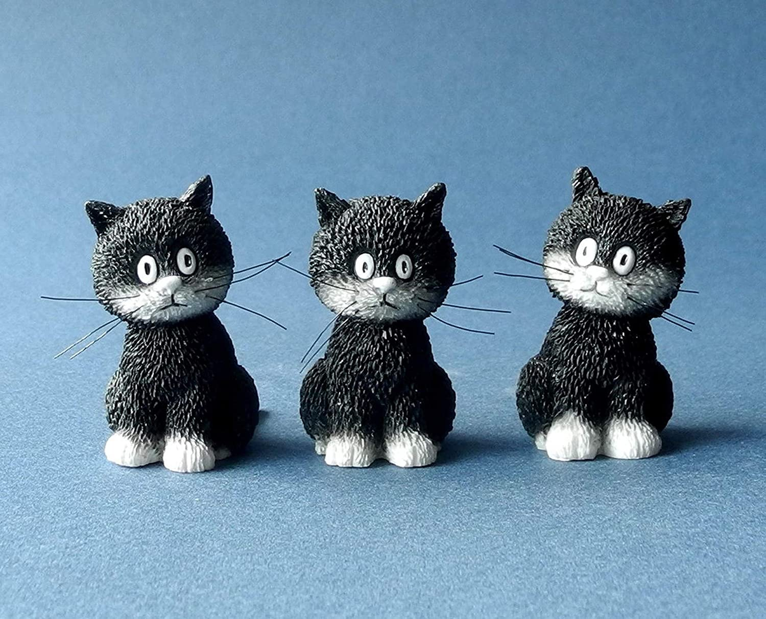 Dubout Cats - Cats in a Row Figurine (Extra Pack)