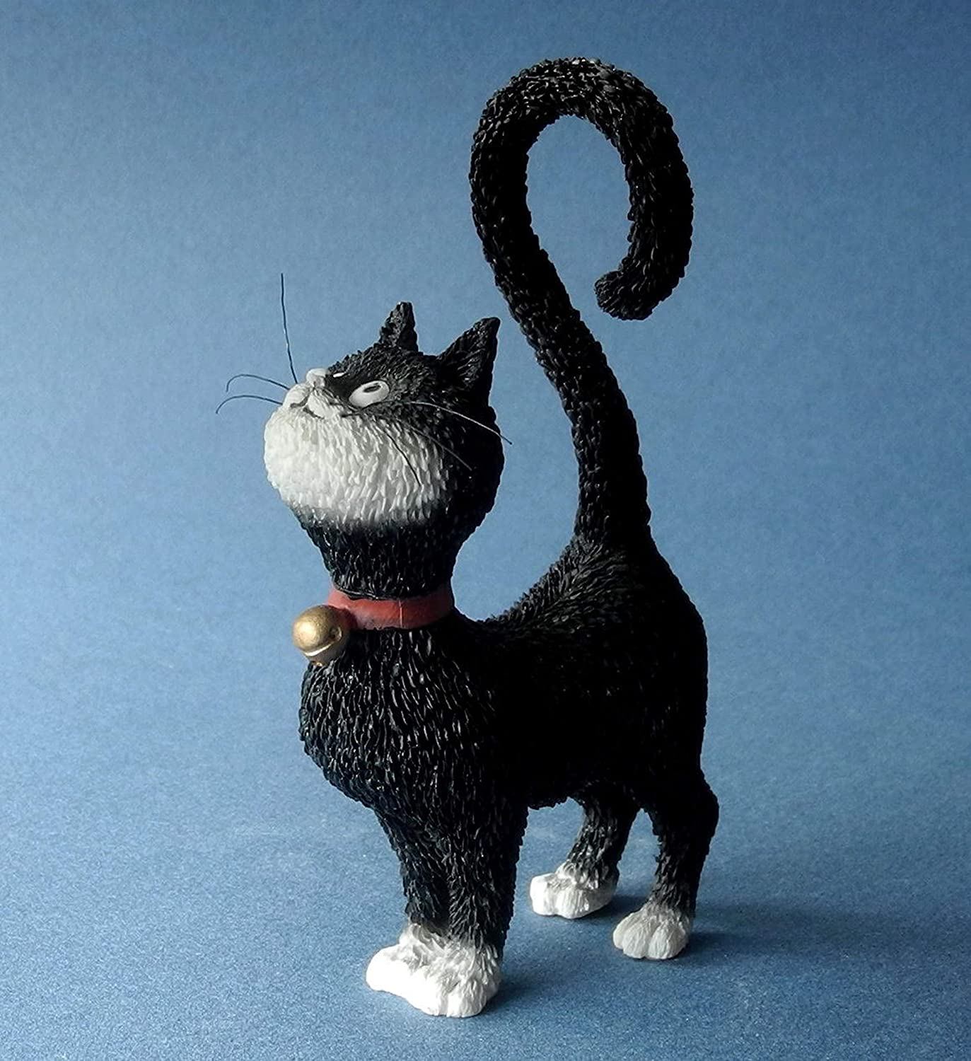 Dubout Cats - Whats's for Dinner? Cat Figurine