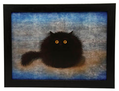 Oreo Cat Lap Tray by Fabulous Felines