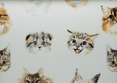 Watercolour Cats Lap Tray by Fabulous Felines