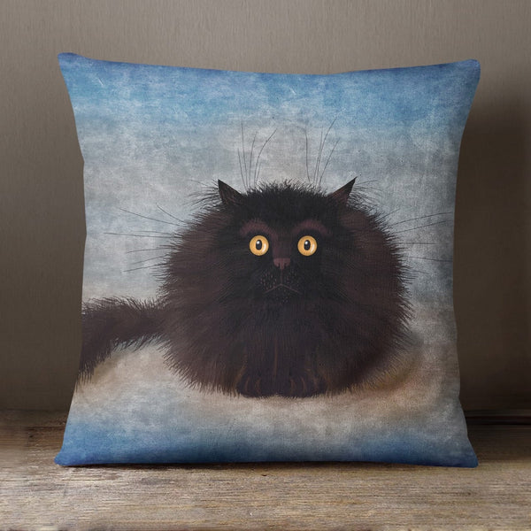Oreo Cat Soft Feel Cushion
