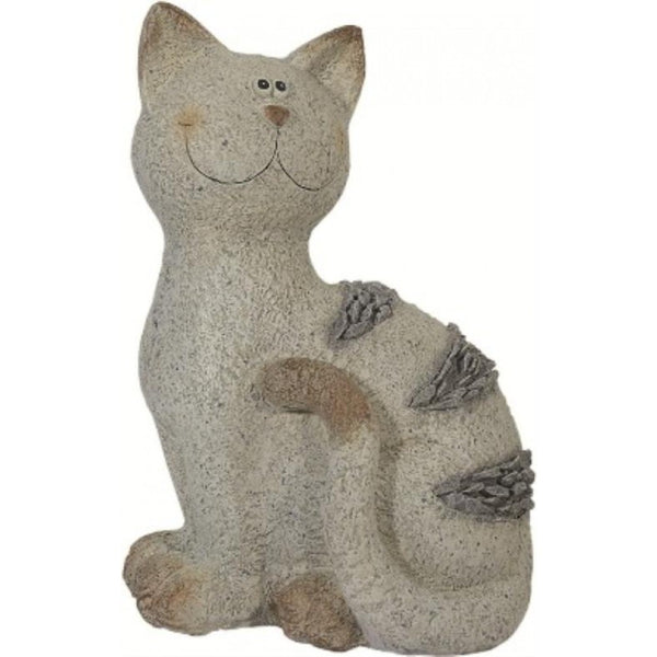 Fun Cute Cat Garden Magnesia Ornament