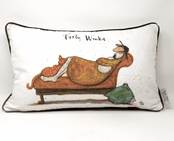 Sam Toft Forty Winks Cushion