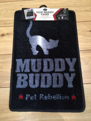Muddy Buddy Cat Mat