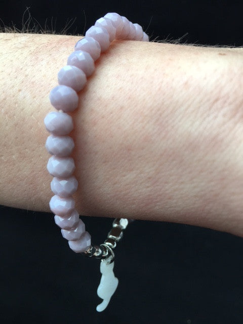 Pastel Colour Mother of Pearl Bracelet
