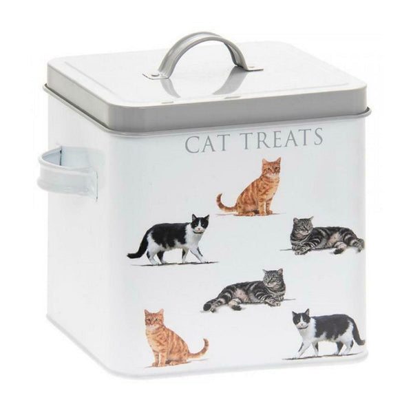 Macneil Cats Cat Treat Jar