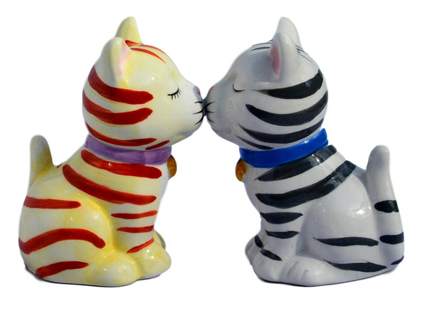 Kittens Ceramic Salt and Pepper Set
