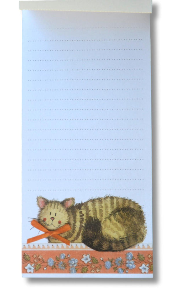 Purrfect Notes Notepad