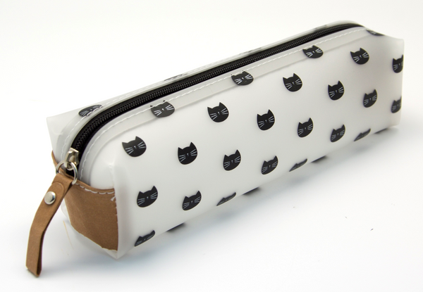Black Cat Pencil Case