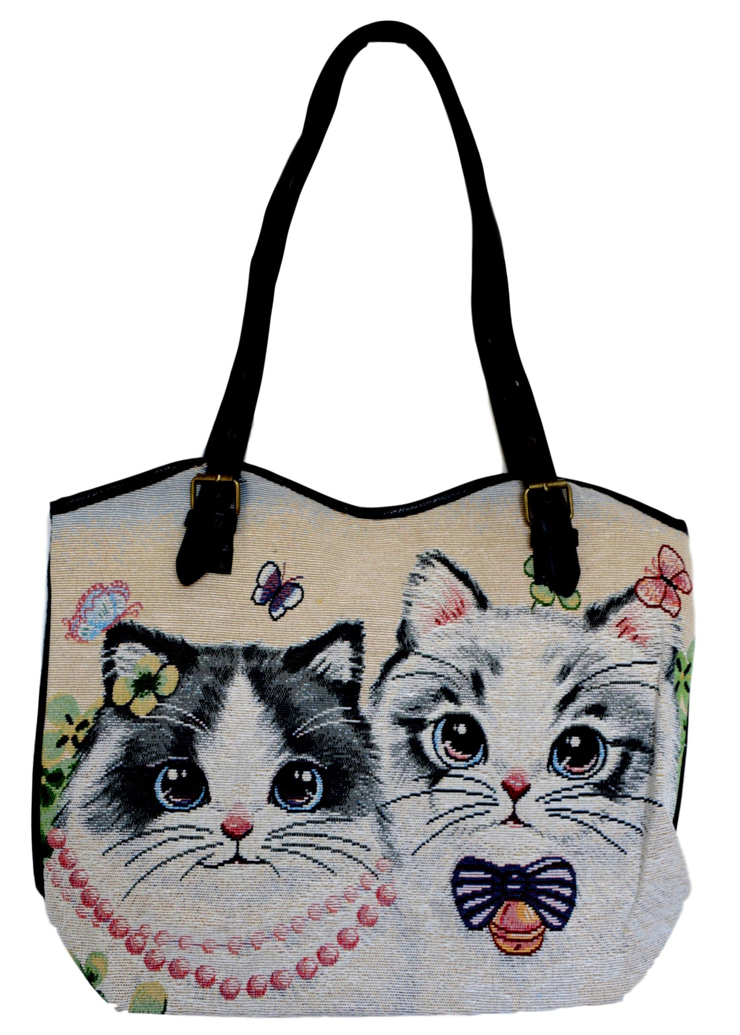 Irene Cat Kitten Handbag