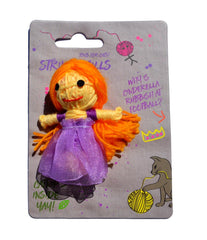 Anastasia the Princess String Doll Catnip Cat Toy