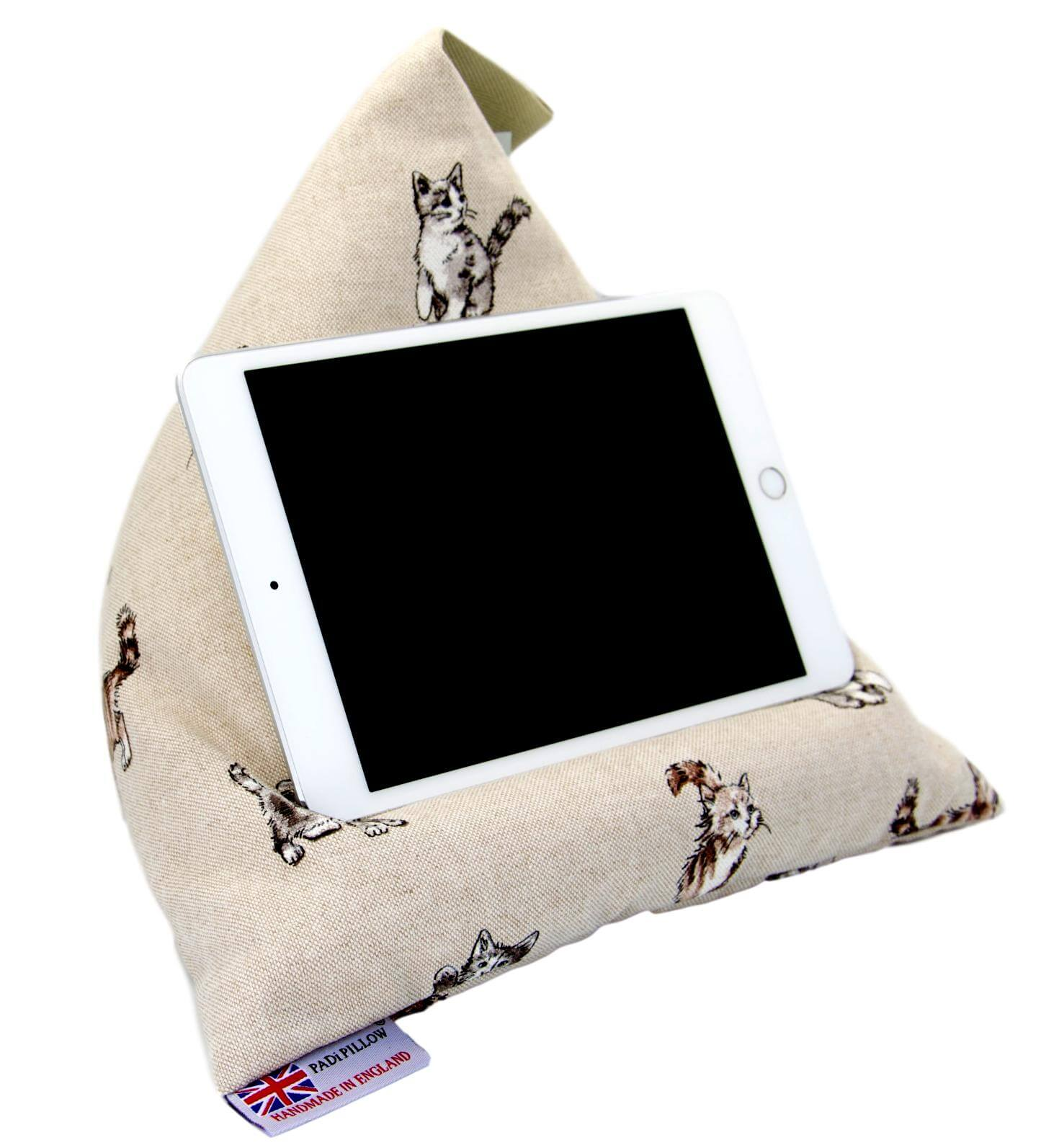 Shabby Cat PADi Pillow Tablet Stand