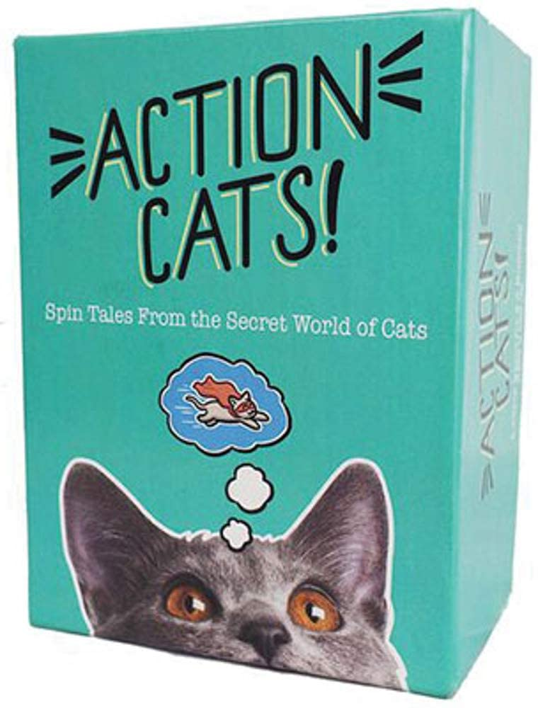 Action Cats Game
