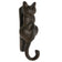 Cat Figure Cast Iron Door Knocker