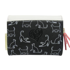 Keepsake 'I Love Cats' Design Purse