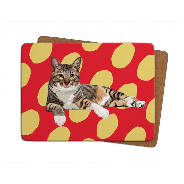 Tabby Cat Placemat