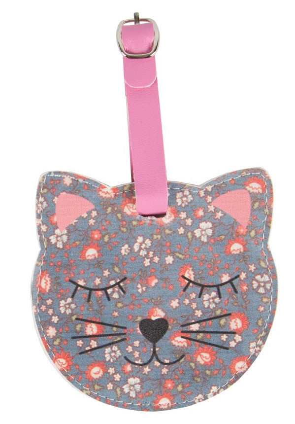 Cat Luggage Tags