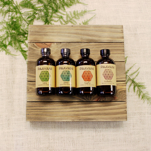 Ayurvedic Body Oils