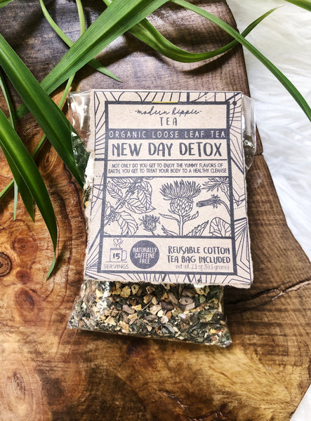 New Day Detox ❋ Organic Tea