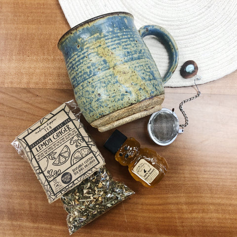 Tea + Mug Bundle