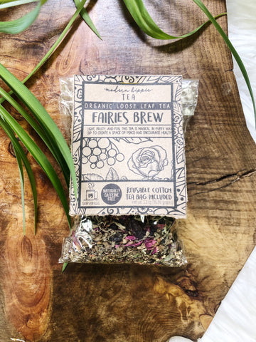 Fairies Brew ❋ Organic Tea