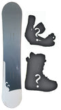 151cm  24/7 Team Camber Snowboard, Build a Package with Boots and Bindings