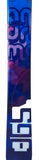 110cm 365 Andromeda Girls DH Skis Threesixtyfive 2nd Blue Purple