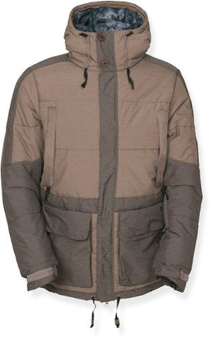 686 Parklan Myth Infiloft Jacket - Men's Tobacco Twill XL