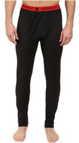 686 Frontier Mens Small 1st Layer Black Pant