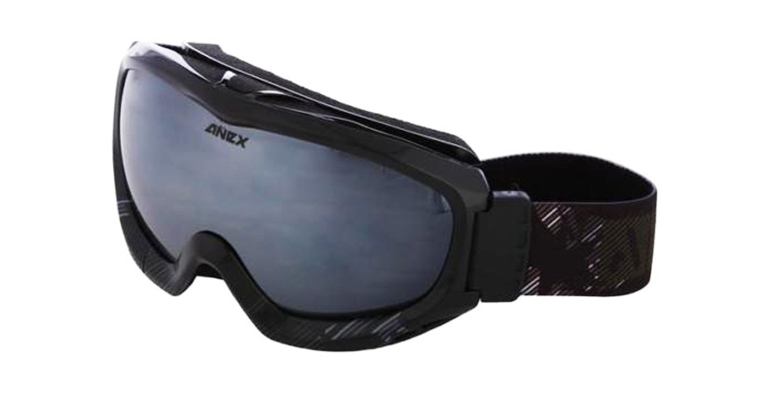 f9b3fee0b5 Anex Avalanche Scope Polarized Snowboard Ski Goggles Black Mirror Anti-Fog